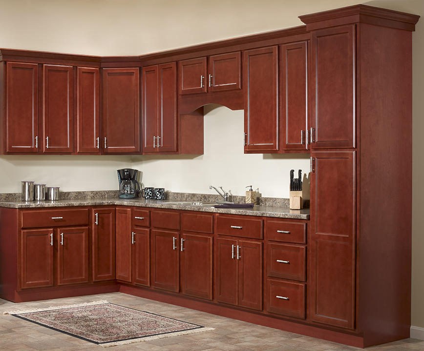cabinets depot mission home cabinet sawn quarter good kitchen style craftsman oak